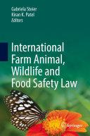 International Farm Animal, Wildlife and Food Safety Law Pdf/ePub eBook