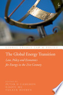 The Global Energy Transition Book