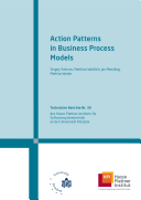 Action Patterns in Business Process Models