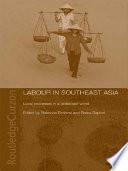 Labour in Southeast Asia