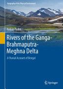 Pdf Rivers of the Ganga-Brahmaputra-Meghna Delta