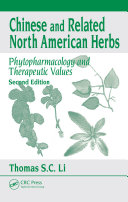 Chinese   Related North American Herbs