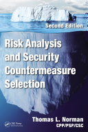 Pdf Risk Analysis and Security Countermeasure Selection Telecharger
