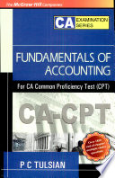 Fund Of Acctg For Ca Cpt