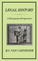 LEGAL HISTORY: A European Perspective - Seite 2