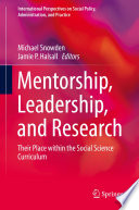 Mentorship Leadership And Research