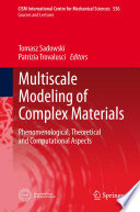 Multiscale Modeling Of Complex Materials Book PDF