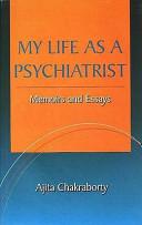 My Life as a Psychiatrist ebook