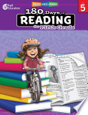 """180 Days of Reading for Fifth Grade: Practice, Assess, Diagnose"" by Margot Kinberg"