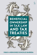 Beneficial Ownership in Tax Law and Tax Treaties