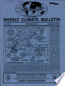 Weekly Climate Bulletin Book PDF
