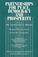 Partnerships for Peace  Democracy  and Prosperity