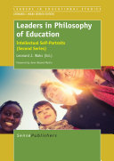 Pdf Leaders in Philosophy of Education Telecharger