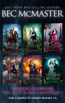 London Steampunk  The Blue Blood Conspiracy Complete Series Boxed Set
