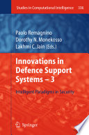 Innovations in Defence Support Systems  3 Book