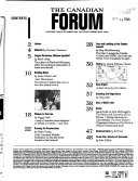 The Canadian Forum