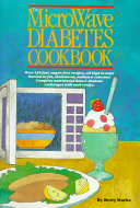The Microwave Diabetes Cookbook