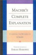 Machik s Complete Explanation