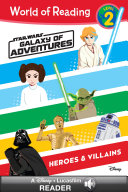 Galaxy of Adventures: Heroes & Villains Book