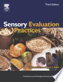 Sensory Evaluation Practices Book