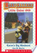 Karen s Big Weekend  Baby Sitters Little Sister  44