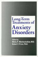 Long term Treatments of Anxiety Disorders