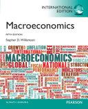Macroeconomics  International Edition
