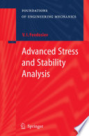 Advanced Stress and Stability Analysis