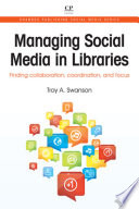 Managing Social Media In Libraries Book PDF