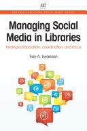 Managing Social Media in Libraries [Pdf/ePub] eBook