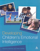 Developing Children s Emotional Intelligence