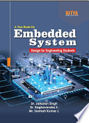 A Text Book On Embedded System Design for Engineering Students