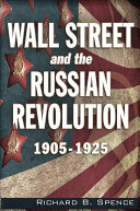 Wall Street and the Russian Revolution
