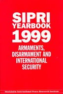 Sipri Yearbook 1999