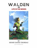 Walden Or Life in the Woods by Henry David Thoreau  ILLUSTRATED