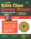 The ARRL Extra Class License Manual Book