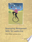 Developing Management Skills for Leadership