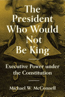 Pdf The President Who Would Not Be King Telecharger