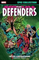 Defenders Epic Collection Pdf/ePub eBook