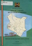 Kisumu County Book