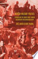 Iberian Military Politics