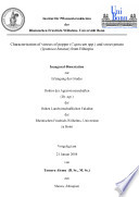 Characterisation of viruses of pepper (Capsicum spp.) and sweet potato (Ipomoea batatas) from Ethiopia