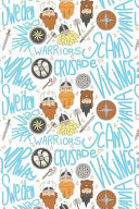 Viking Pattern   Norse Crusaders Bright  Blank Lined Notebook for Norse Mythology Lovers