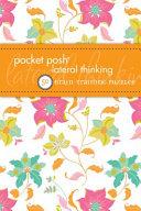 Pocket Posh Lateral Thinking