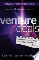Venture Deals PDF
