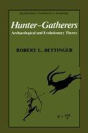 Hunter-Gatherers Pdf/ePub eBook