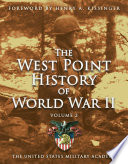 West Point History of World War II  Vol  2