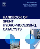 Handbook of Spent Hydroprocessing Catalysts