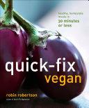 Quick-Fix Vegan Pdf/ePub eBook