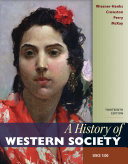 A History of Western Society Since 1300 Book